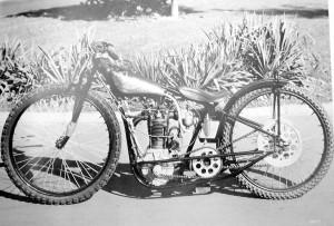 usa -H.D. Speedway Bike 1934