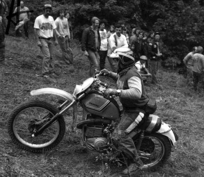 אופנוע הפנטון שהיה לק.ט.מ