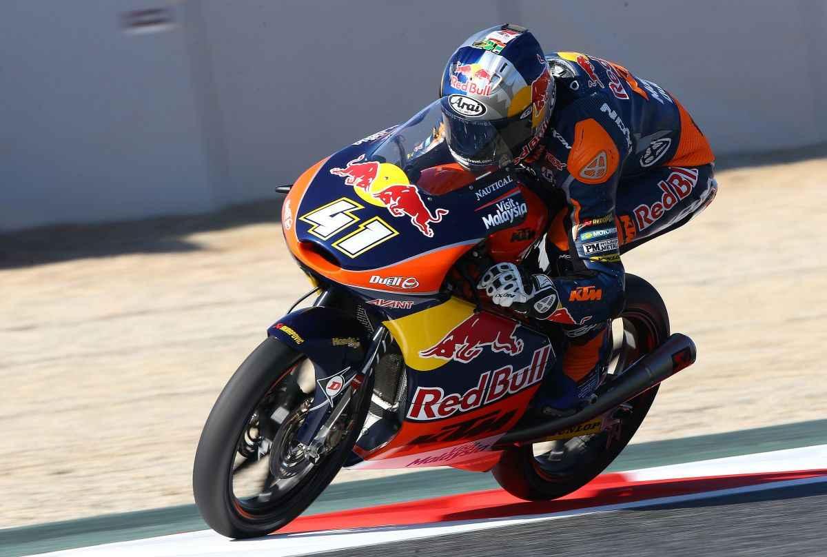 Binder, Moto3, Catalunya MotoGP 2016