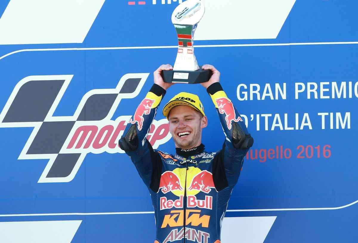 Binder, Moto3 race, Italian MotoGP 2016