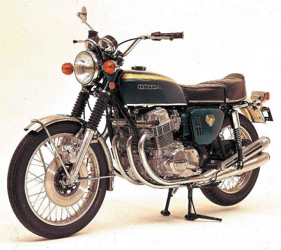 Honda CB750K 69