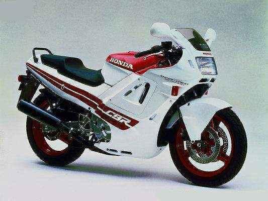 Honda CBR600F 88 1