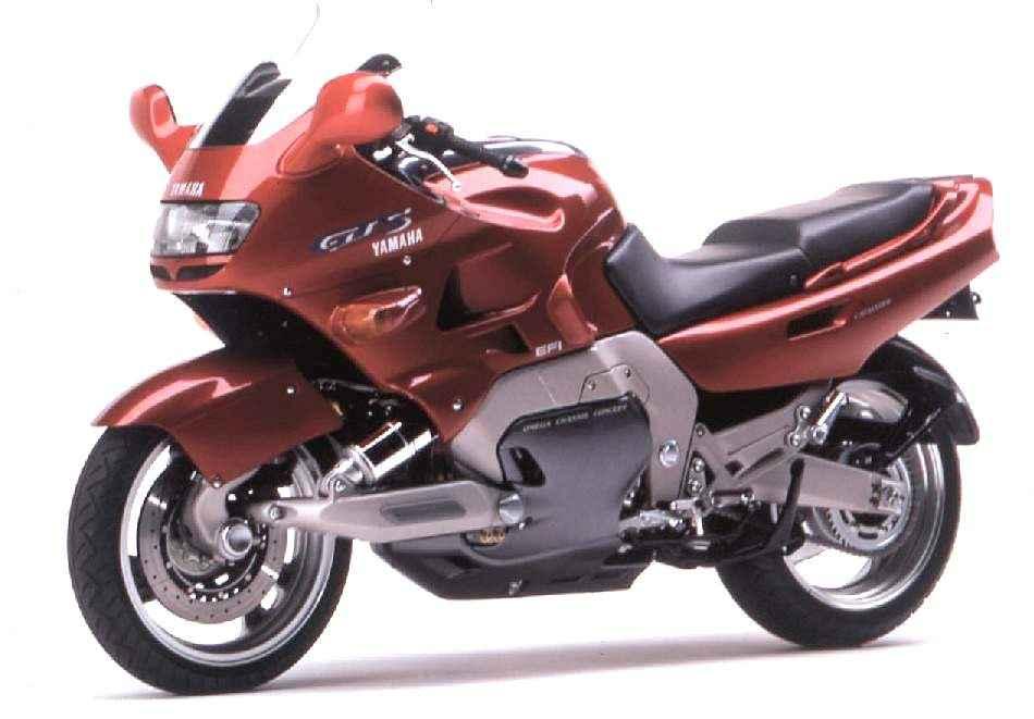 Yamaha GTS1000 93