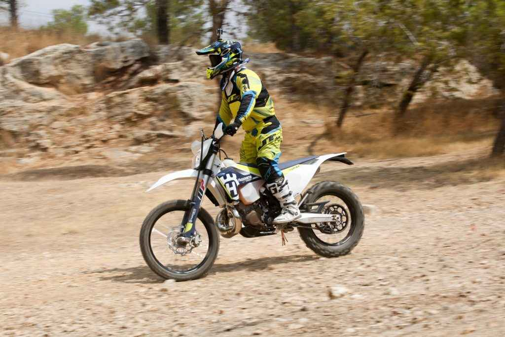 Husqvarna 2017 model press launching event